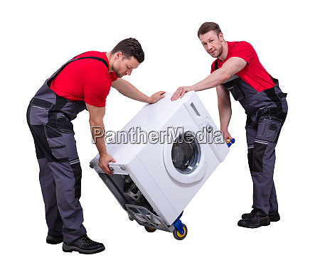 washing machine appliance delivery home services