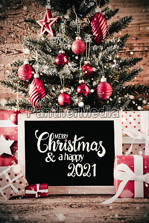christmas tree gifts snowflakes merry christmas