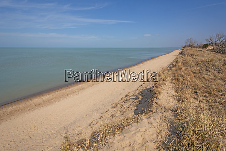 dunes sand and the great lakes