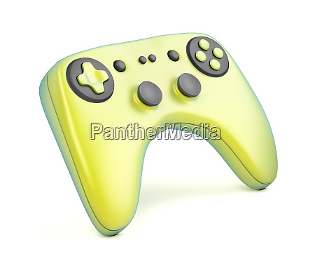 colorful wireless gaming controller