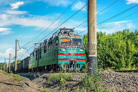 ukrainian freight train