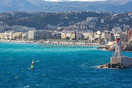 nice france sea
