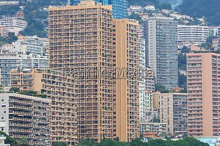residential skyscrapers monaco