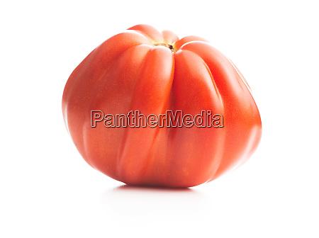 red beefsteak tomato