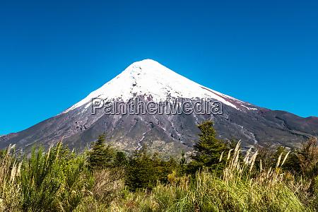 osorno volcano chile the osorno volcano