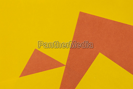 yellow and orange coloured paper background