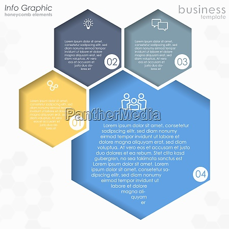 info graphic process graphic template