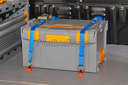 secured load box
