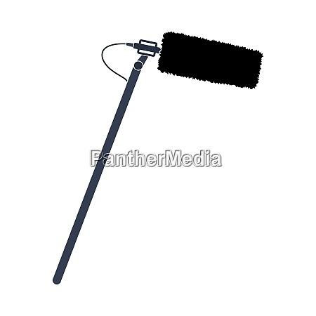 cinema microphone icon