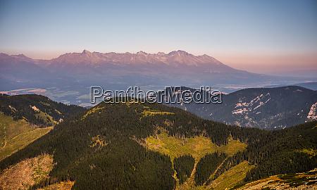 high tatras mountains