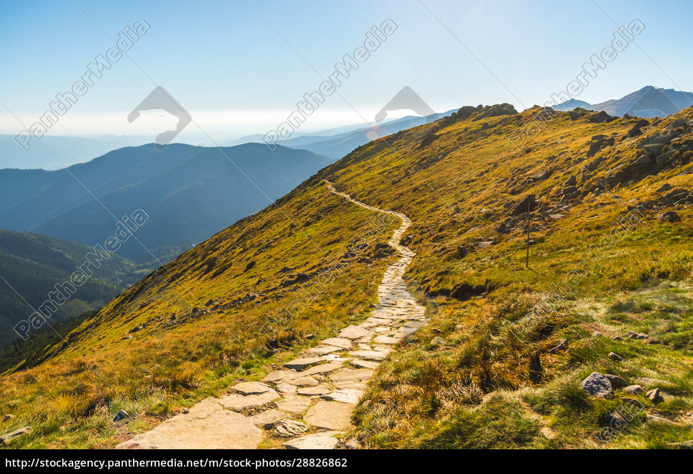 hiking, trail, in, the, mountains - 28826862