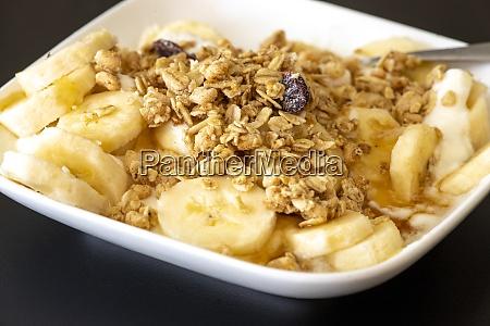 yogurt, with, banana - 28828993