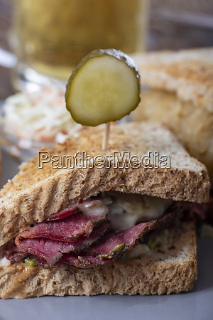 reuben, sandwich - 28829038