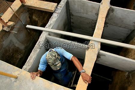 water treatment plant in bahia