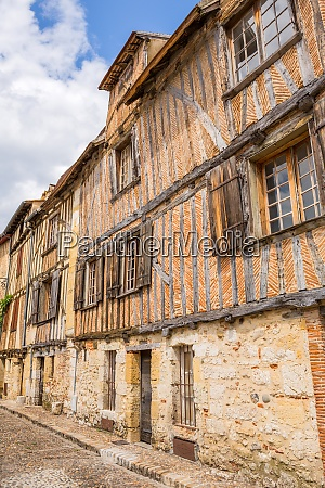 ancient houses of bergerac