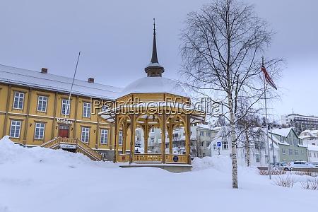 radstua theatre former town hall music