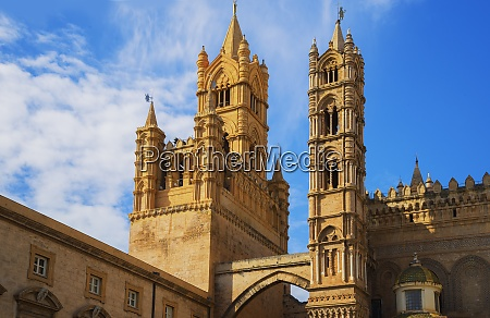 palermo cathedral unesco world heritage site