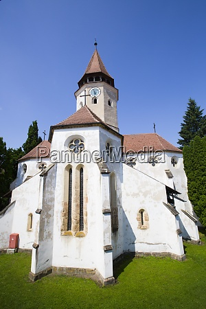 prejmer fortified church dated 1212 unesco