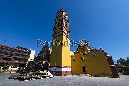 cathedral of orizaba orizaba veracruz mexico