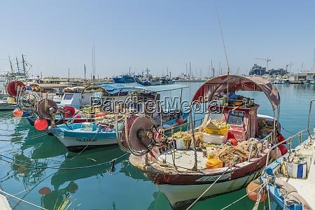 limassol marina harbour in limassol cyprus