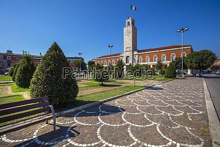 city hall latina littoria latina lazio