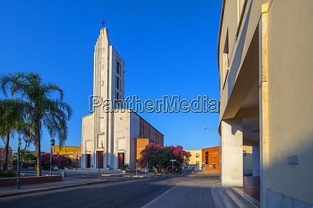 church of santanna pontinia latina lazio