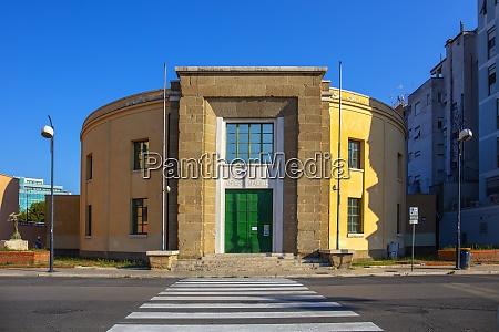 opera nazionale balilla building latina littoria