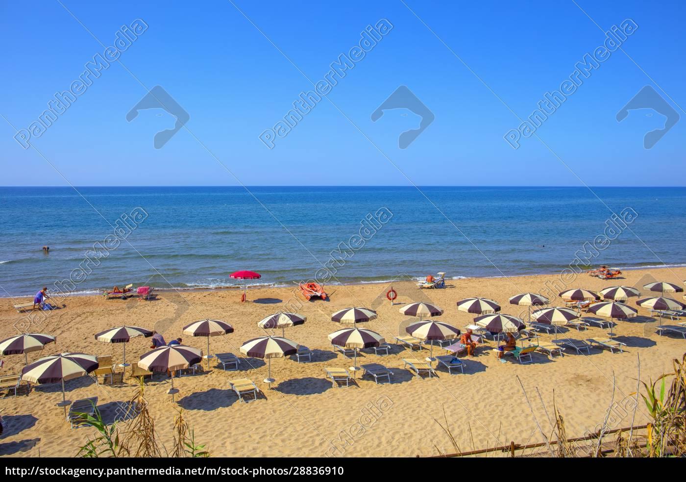 seafront, of, sabaudia, , latina, , lazio, , italy, - 28836910