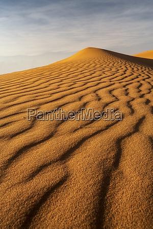 sand dunes sahara desert morocco north
