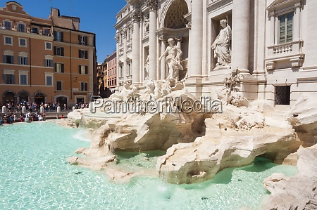 trevi fountain unesco world heritage site