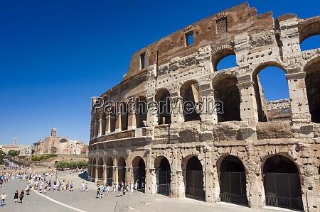 colosseum flavian amphitheatre unesco world heritage