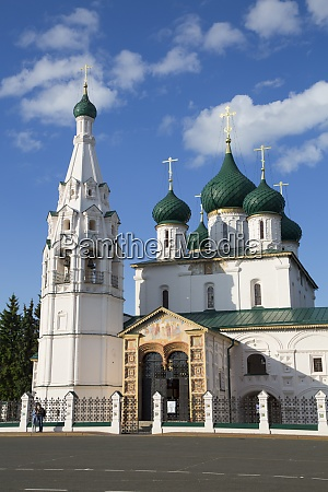 elijah the prophet church unesco world