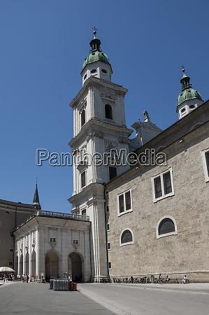 salzburg cathedral unesco world heritage site