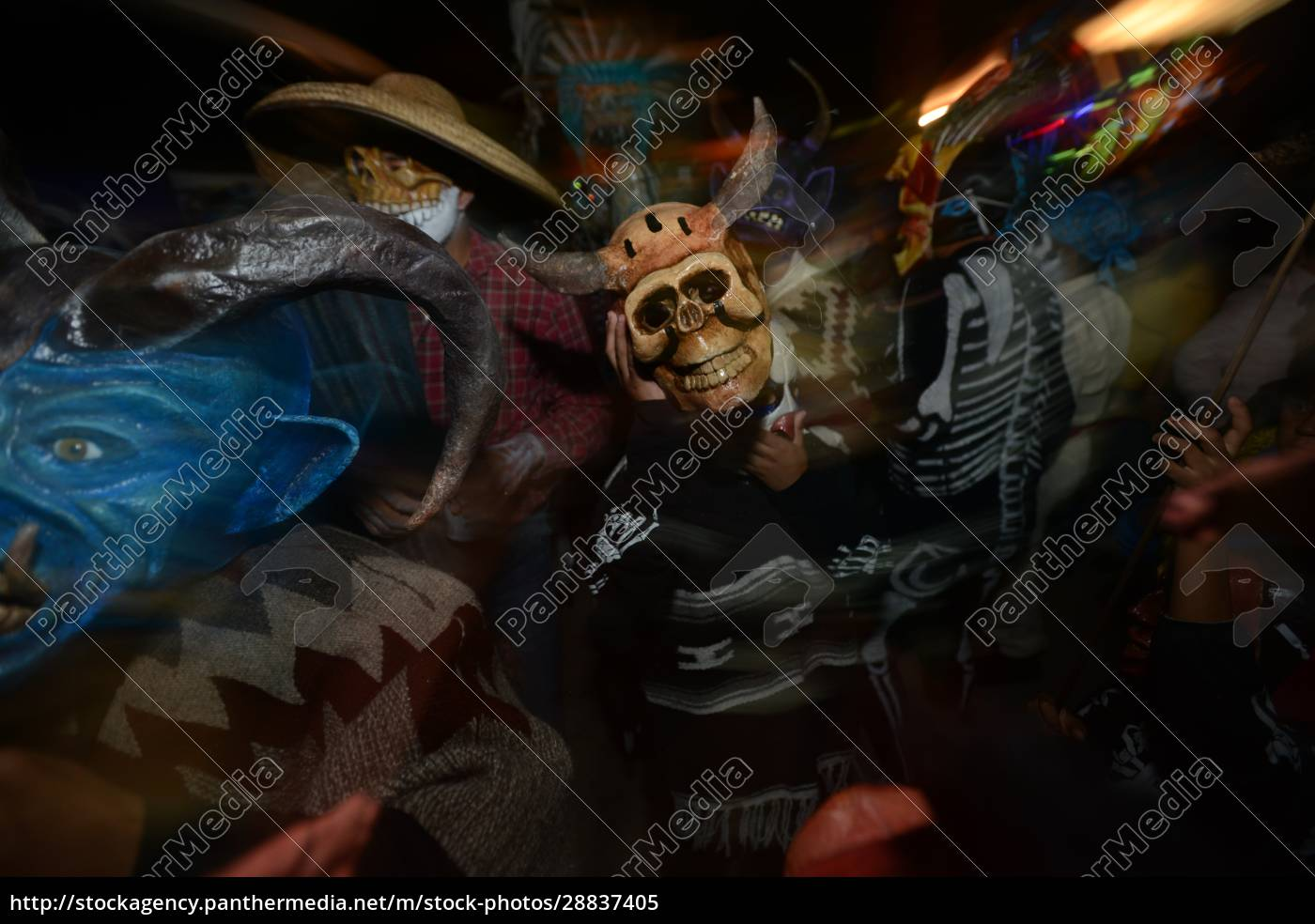 comparsas, (street, dances), at, the, village - 28837405