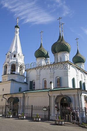 saviour church on the city unesco