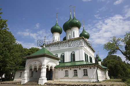 feodorovsky cathedral unesco world heritage site
