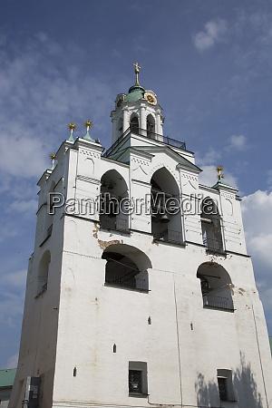 the belfry spassky monastery unesco world