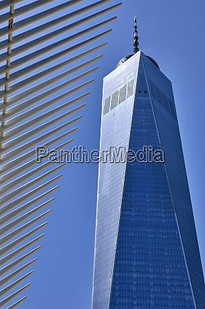 one world trade center in new