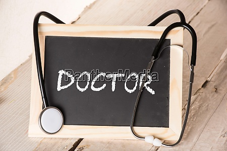 sign of a doctor with a