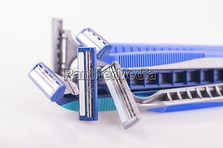 plastic razor
