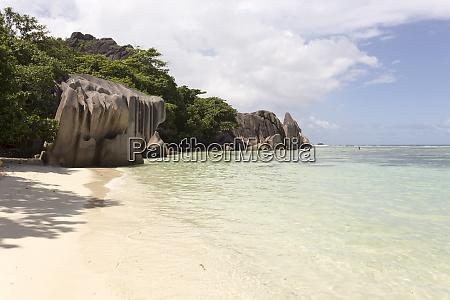 a wonderful tropical beach