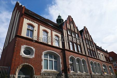 old post office in ratzeburg