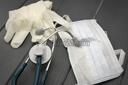 personal protective equipment for doctors and