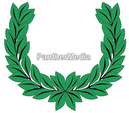 laurel crown