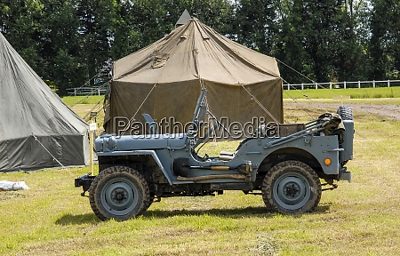 american military jeep vehicle of wwii