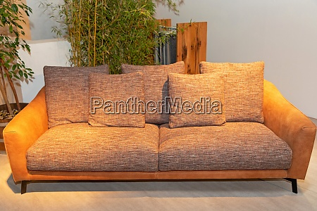textile sofa