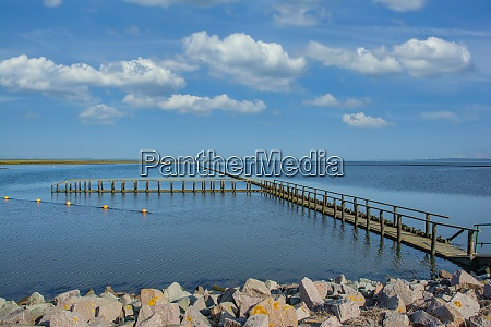 lundenbergsand eiderstedt peninsula north sea north