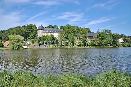 village of stiege harz germany