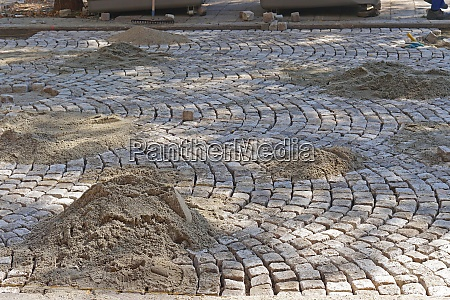 cobblestones construction