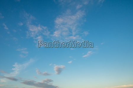 a gorgeous clear sky for sky